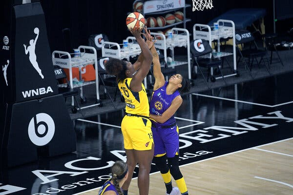 Candace Parker Wants You to Know She's Not Done Yet