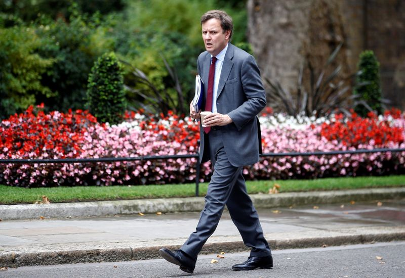 Next round of UK-U.S. trade talks to being on September 8: UK minister