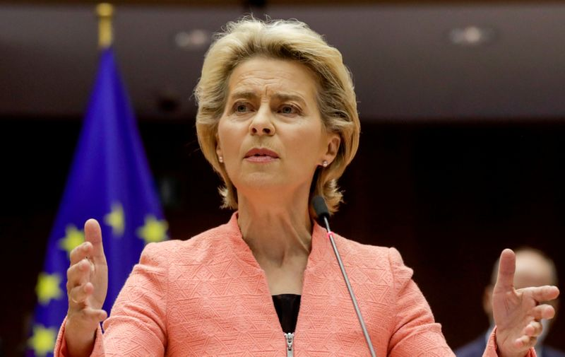 EU leaders to ask European Commission to name areas of strategic weakness