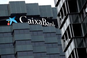 Caixabank values Bankia at 4.3 billion euros in deal to become biggest Spanish bank