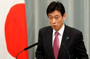 Japan econmin: Determined to prevent Japan from returning to deflation