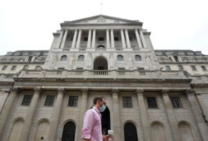 UK banks must do more to fight dirty money, says BoE's Woods
