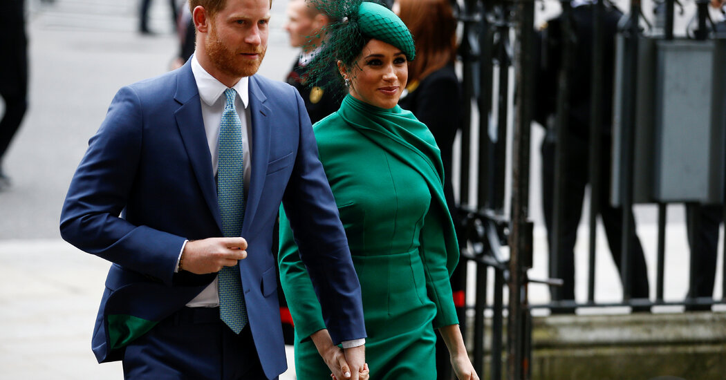 Harry and Meghan Repay $3.2 Million for Home Renovations