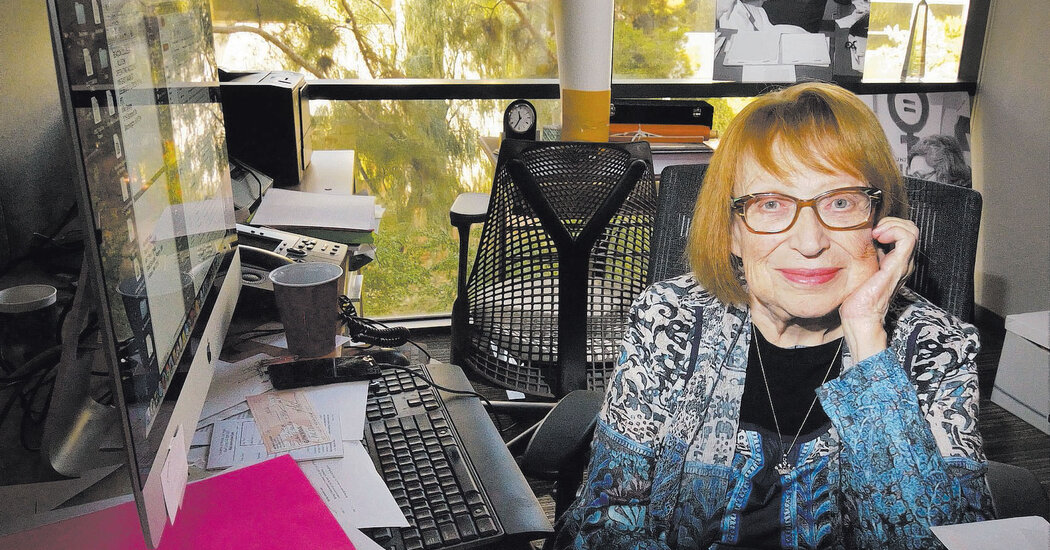 Felicia Campbell, Professor Who Studied Gambling and Pop Culture, Dies at 89