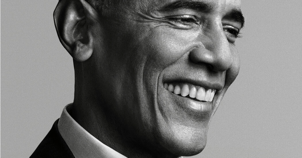 Obama's Memoir 'A Promised Land' Coming in November