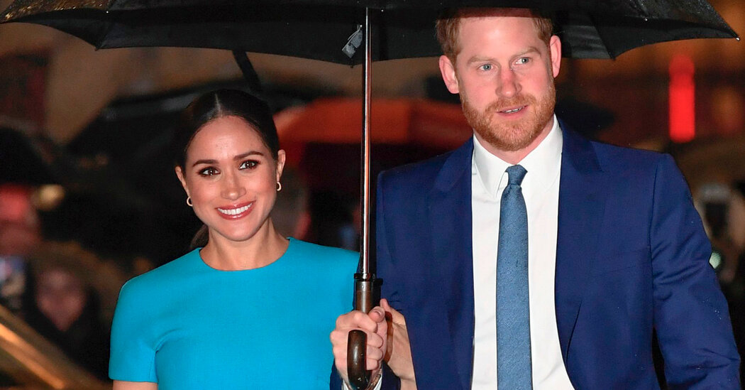 Harry and Meghan Encourage Americans to Vote