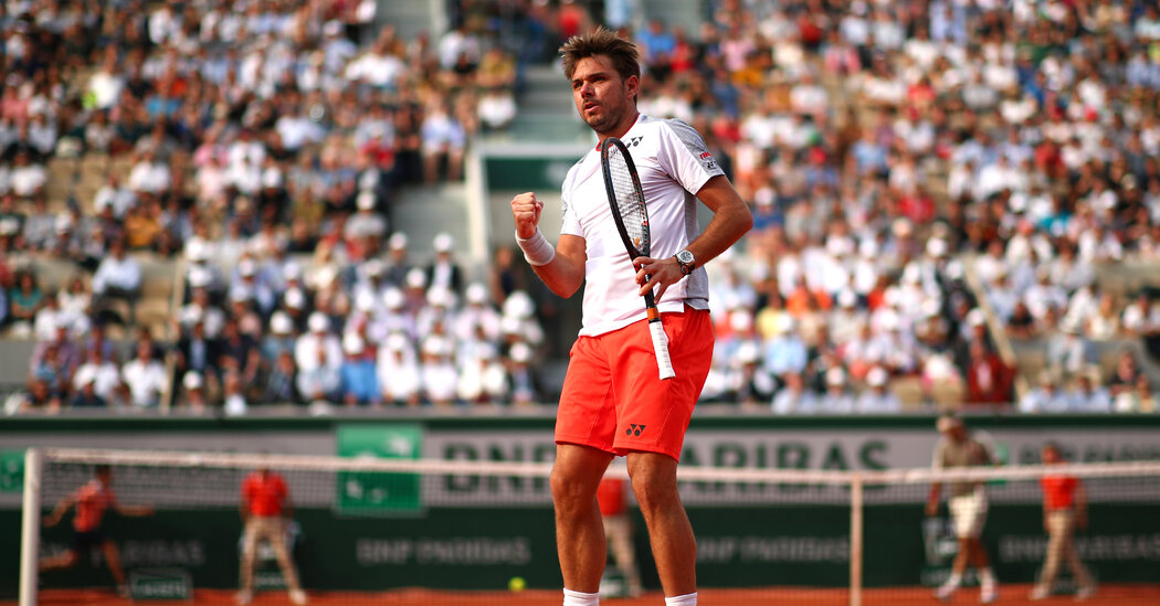 French Open Sets Marquee Matchups but Virus Still Looms