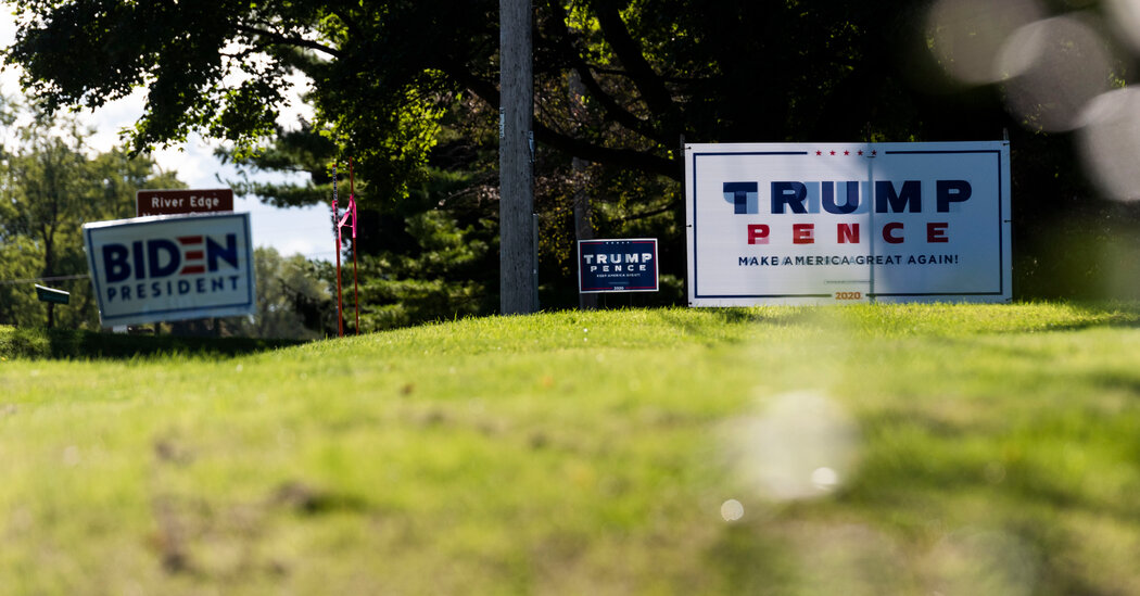 9 Battleground State Counties Where Voters Can Swing the Presidential Election