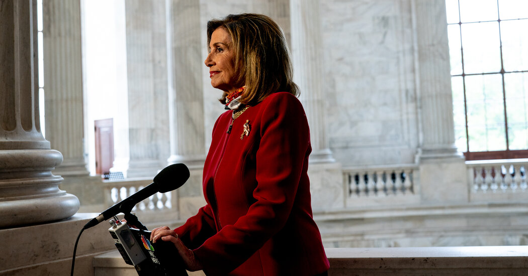 House Unveils New Stimulus Package as Pelosi and Mnuchin Resume Talks