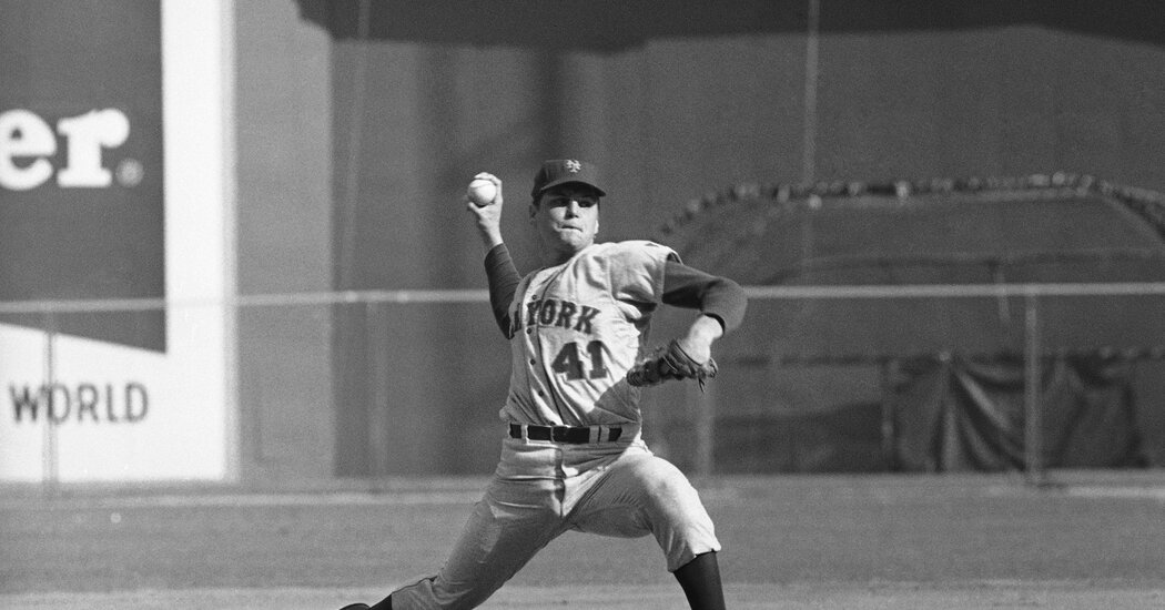 'He Was the Perfect Pro:' Tom Seaver's Senses Made Him a Baseball Great