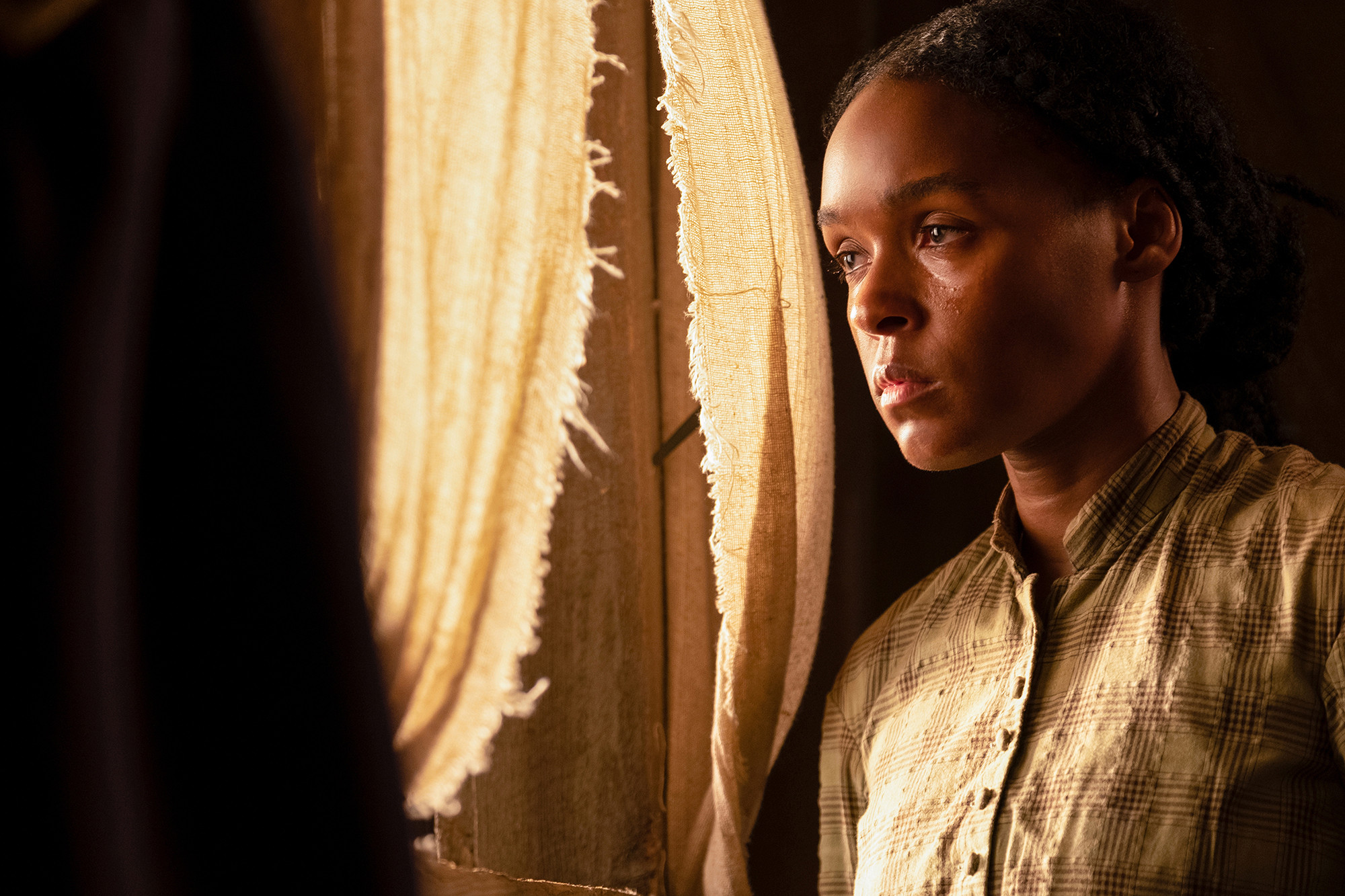 'Antebellum' review: Janelle Monáe captivates in breathless horror flick