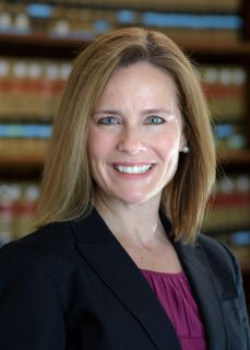 Where has Amy Coney Barrett stood on important cases?