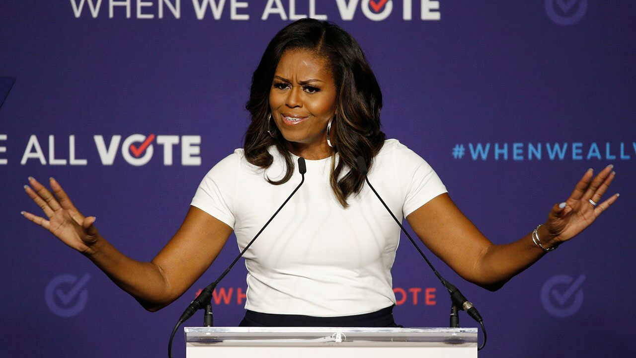 Michelle Obama on mail-in ballots: 'Don't listen to people who say…your vote will get lost'