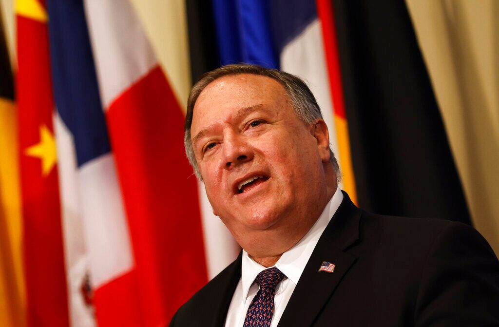 Pompeo to give keynote at conservative Christian event in Florida one month before election day