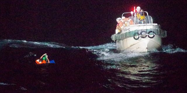 Ship carrying 43 crew members, nearly 6,000 heads cattle capsizes off Japan