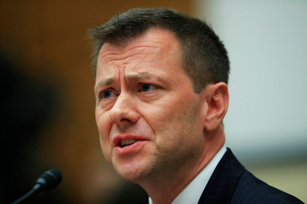 Peter Strzok says Steele dossier led FBI on 'wild goose chase'