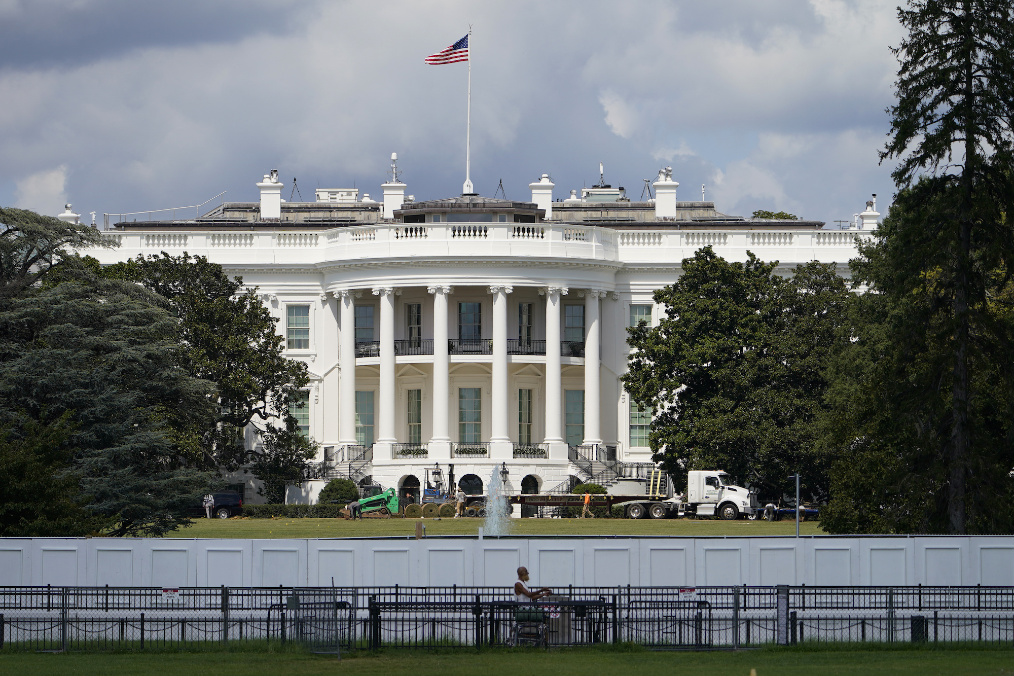 Package Addressed to Trump Containing the Poison Ricin Was Intercepted in White House Mail