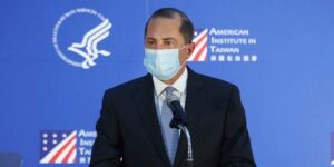 HHS Secretary Alex Azar's security agent tests positive for coronavirus: report