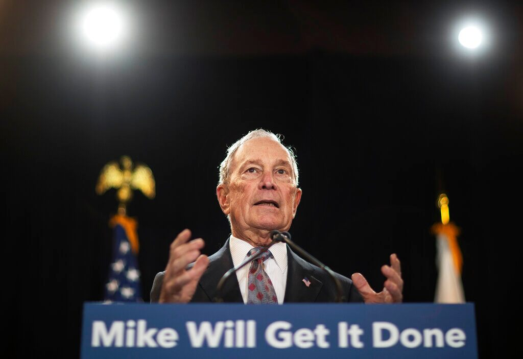 Florida AG calls for investigation into $16M Bloomberg donations to help felons vote