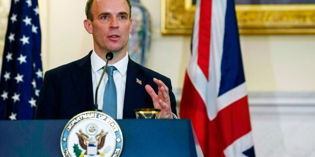 UK lawmaker hits Biden for 'lectures' on Brexit after trade deal warning