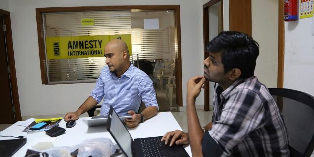 Amnesty International to stop work in India, cites government harassment and threats