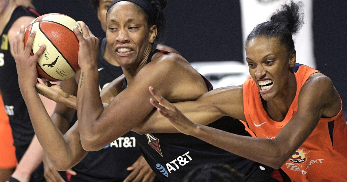 WNBA playoffs: Aces advance to their franchise's second finals