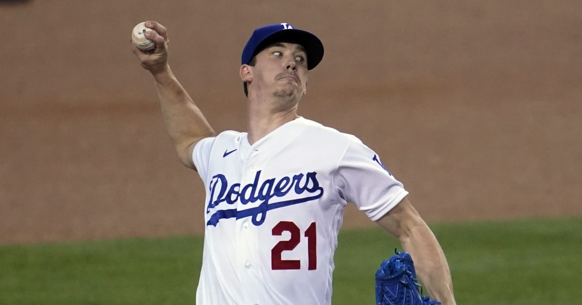 Dodgers can thank Rich Hill for Walker Buehler's blistering return in win over A's