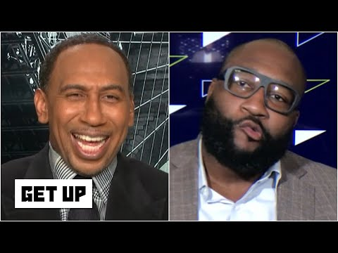 Stephen A. can't resist roasting the Cowboys at Marcus Spears' expense | Get Up