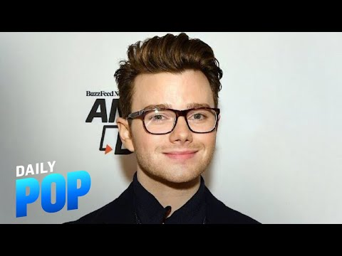 "Chris Colfer: ""Naya Had the Most Incredible Impressions"" 