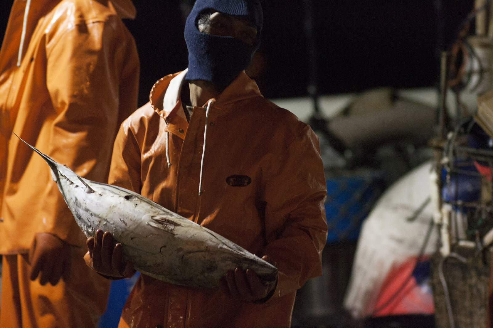 Hawaii court hears case on legality of foreign fishing labor