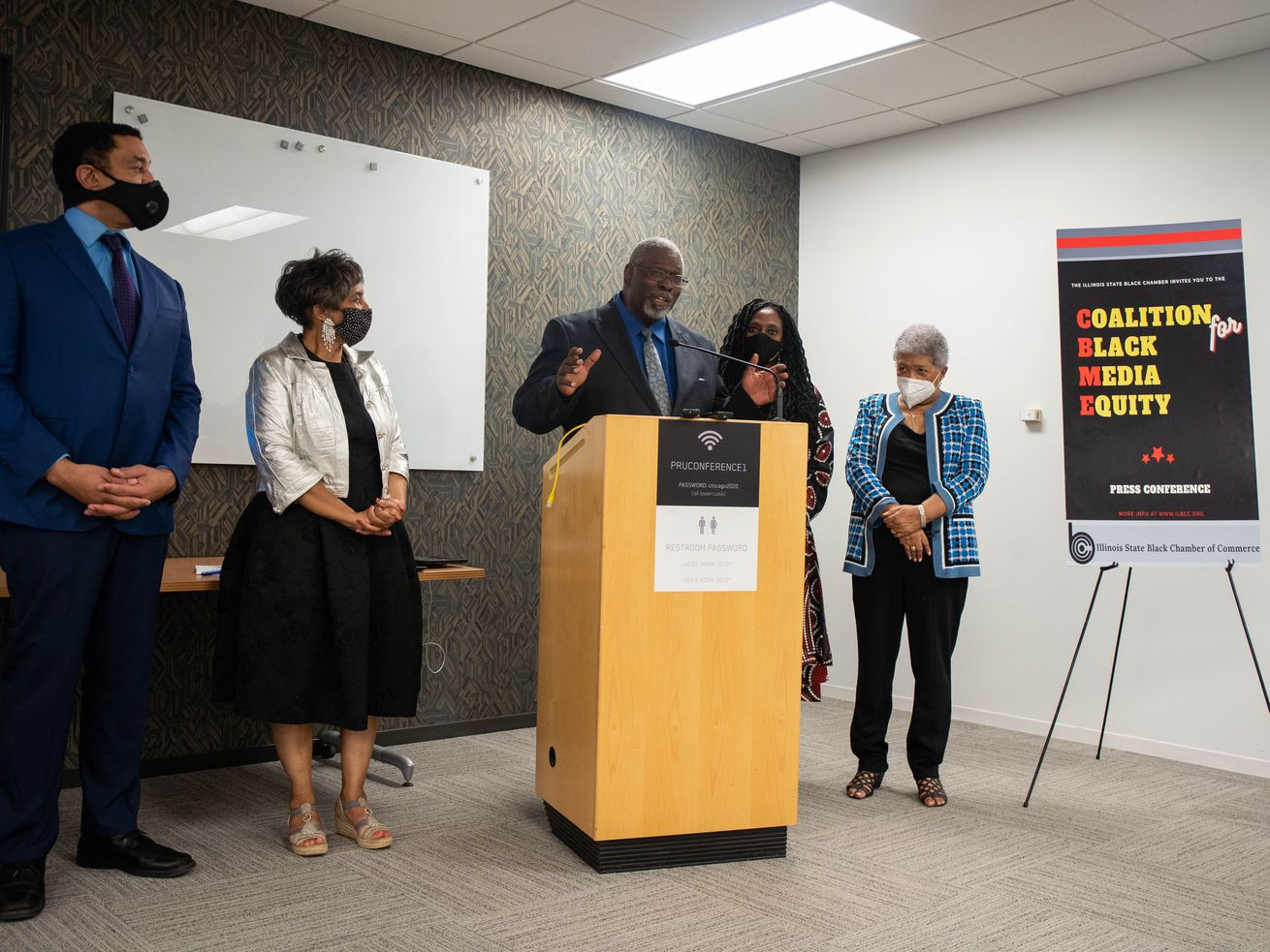 Illinois Black Chamber of Commerce calls for state ad campaigns to include more Black-owned media companies