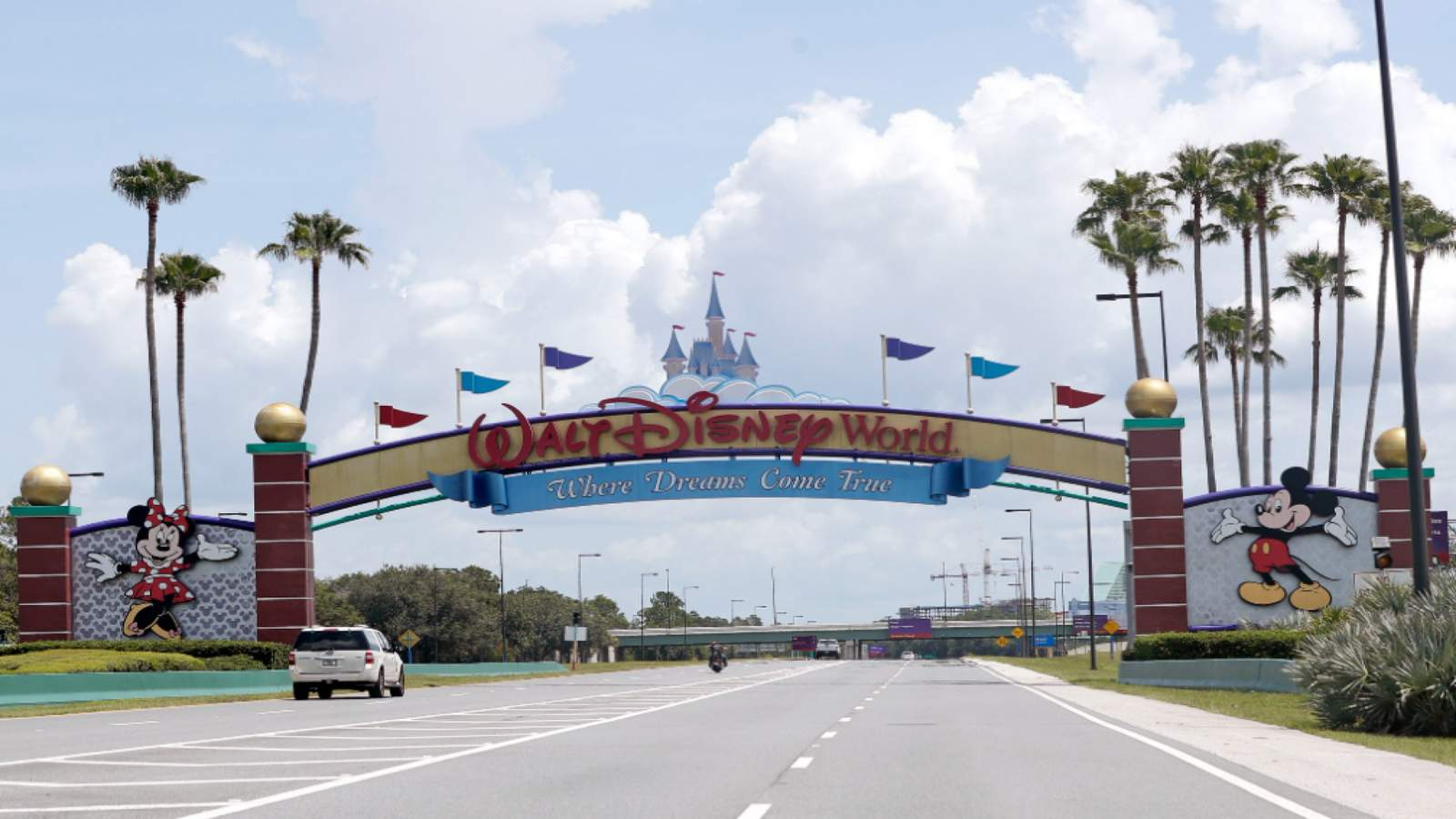 Disney to lay off 28,000 at its parks in Florida and California