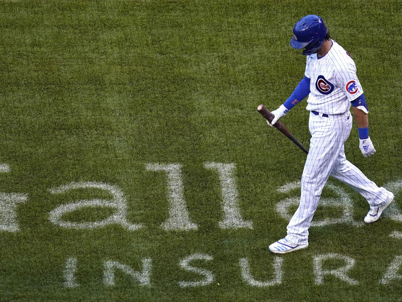Cubs lose to Cardinals as division lead dwindles