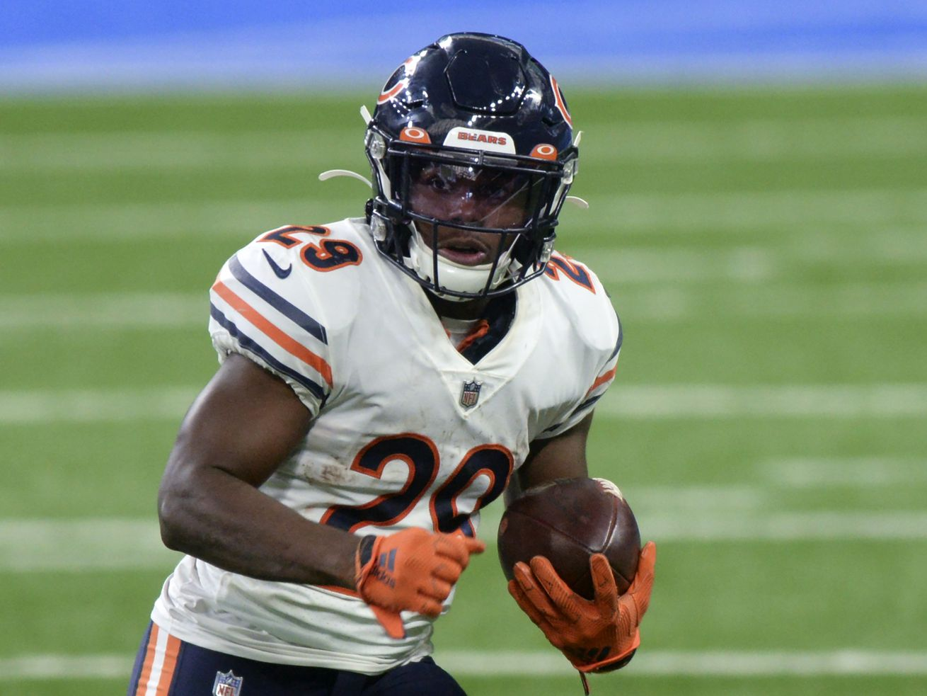 Bears RB Tarik Cohen out to show the world he can 'run people over'