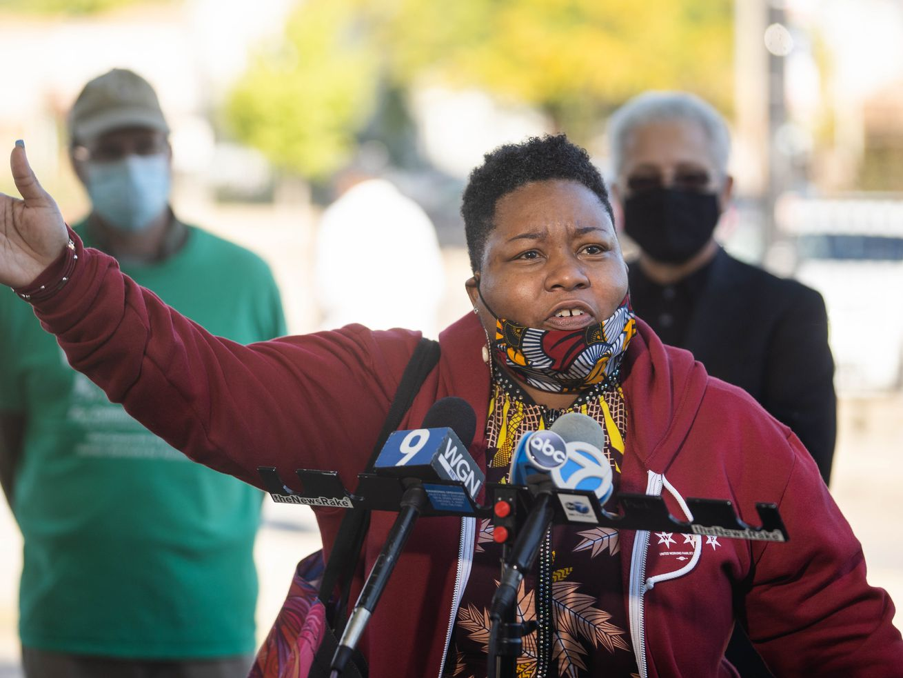 Activists, aldermen call on city to increase COVID-19 testing on South and West sides