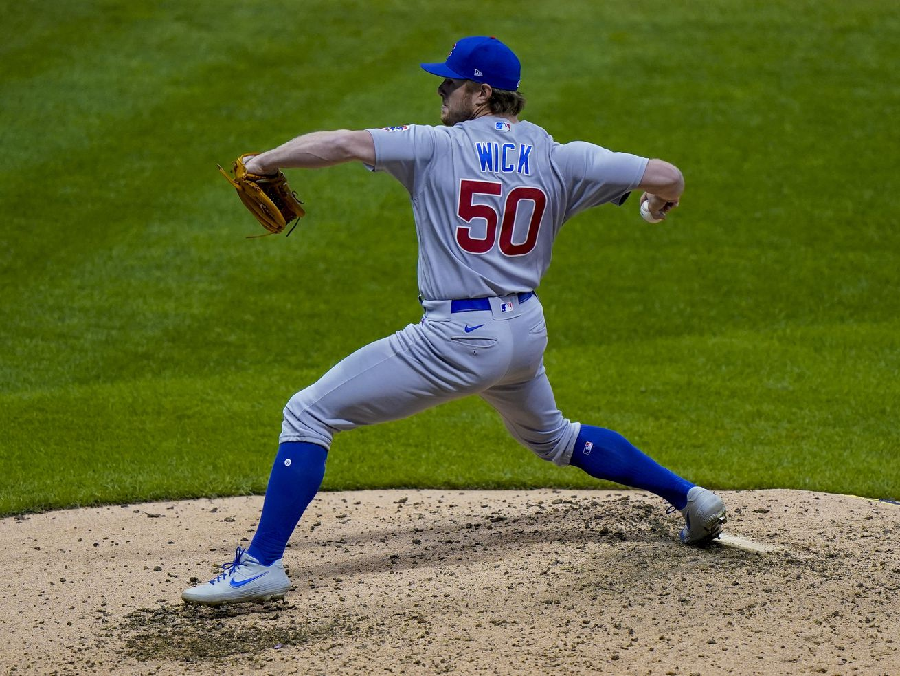 The absence of Rowan Wick poses challenge for Cubs as postseason looms