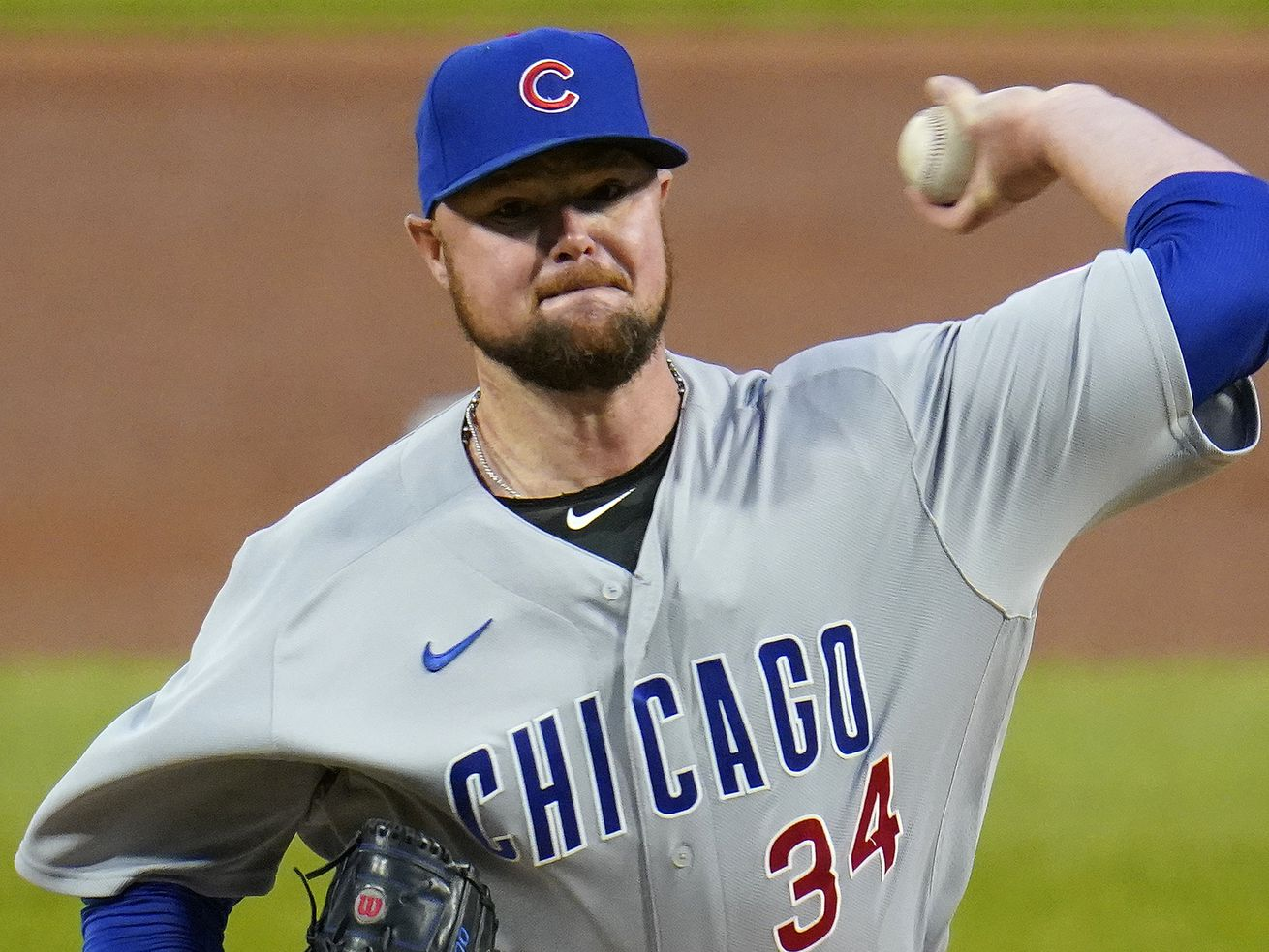 Jon Lester not wasting his opportunities with postseason around the corner