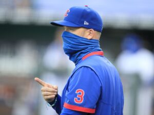 Cubs finish the regular season with no player testing positive for COVID-19