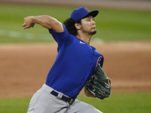 Yu Darvish caps stellar regular season with shutout against the White Sox