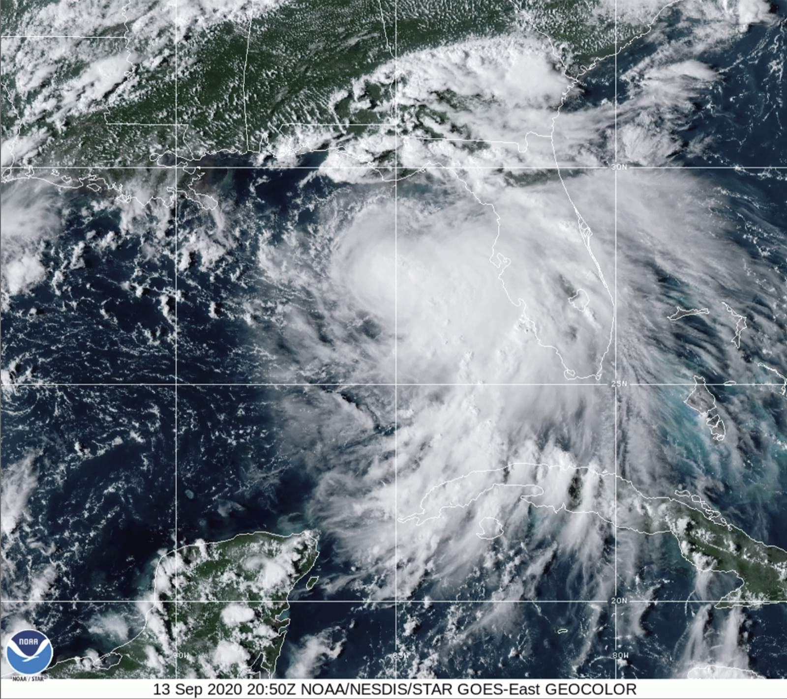 Gulf Coast residents brace for possible new hurricane