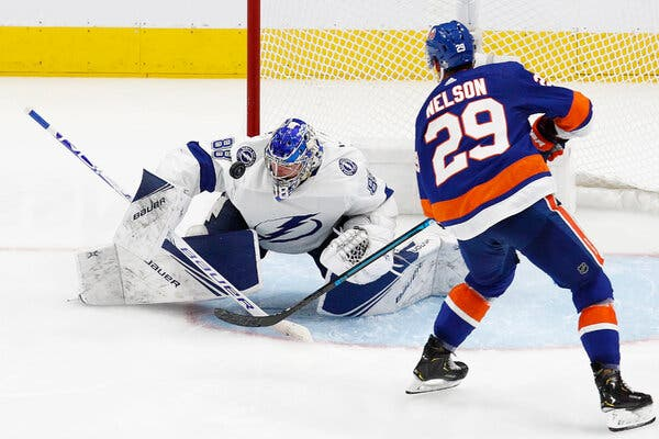 Lightning Eliminate Islanders to Advance to Stanley Cup Finals