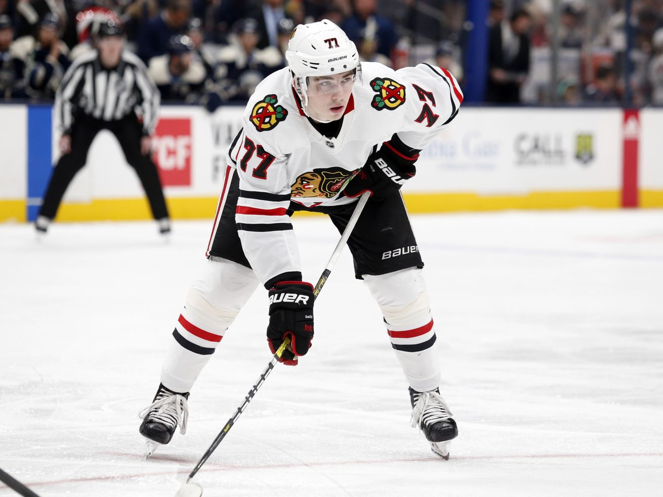 Inside trainer Ian Mack's plan to make Kirby Dach a dominant player for the Blackhawks