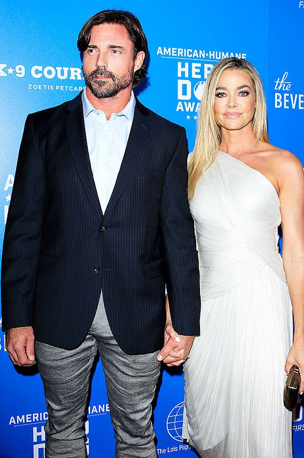 Aaron Phypers & Denise Richards