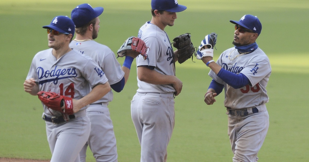 Dodgers Dugout: Eight straight division titles aren't fully satisfying
