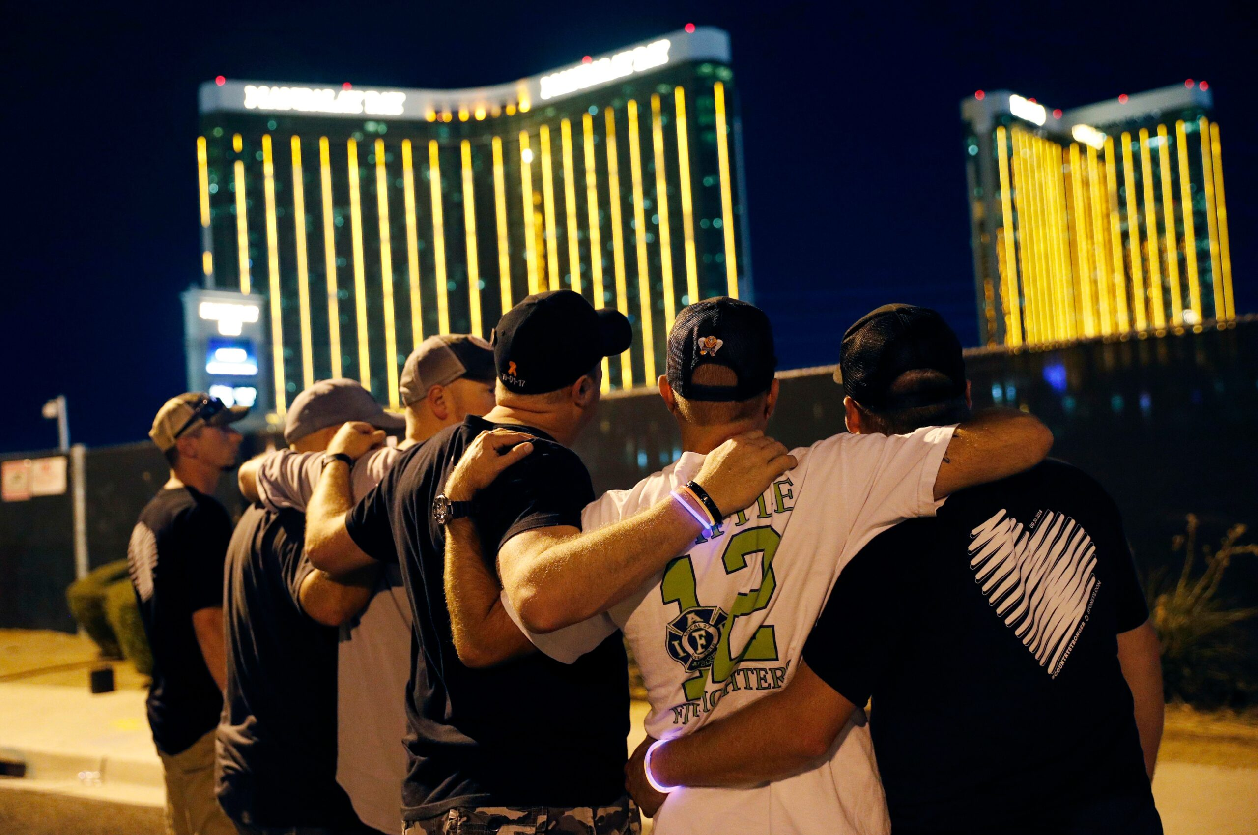 Judge approves $800M payout plan for Vegas shooting victims