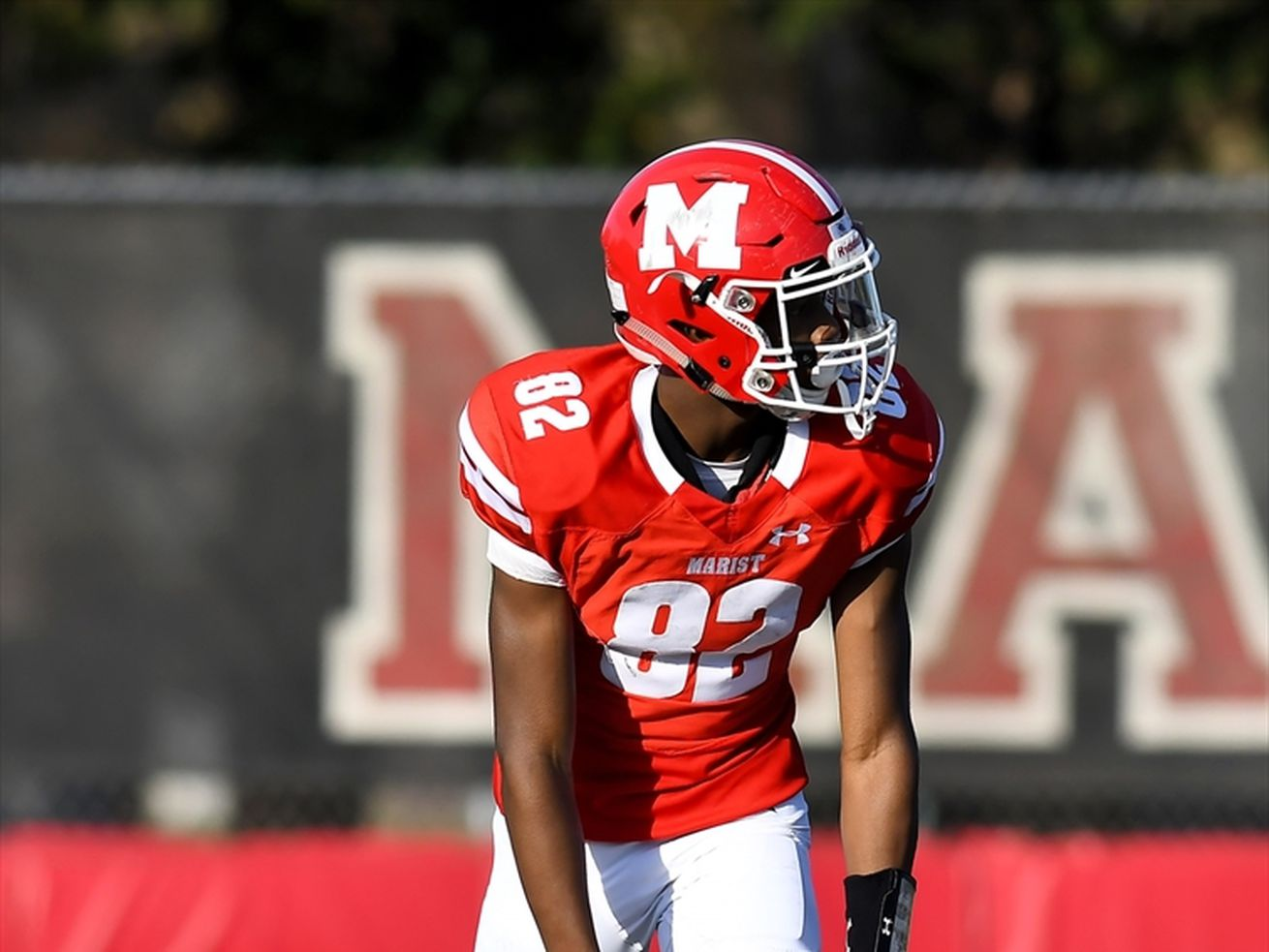 Marist's duo of Carnell Tate, Dontrell Jackson Jr. creating buzz