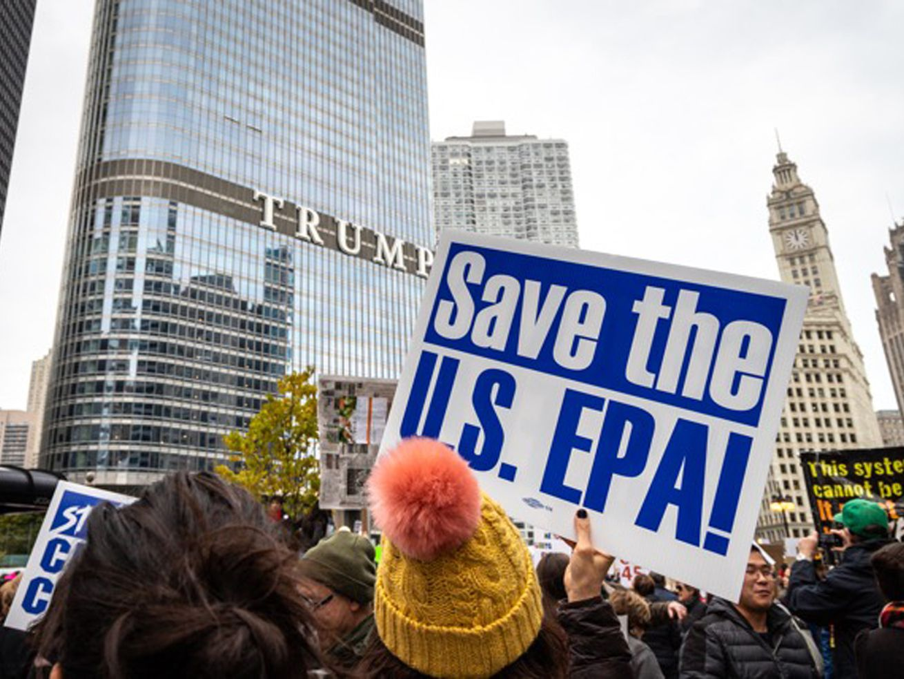 Trump Administration's plan to bring EPA workers back is unsafe, union says