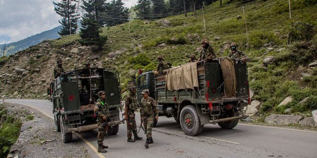Indian lawmaker accuses Chinese border troops of abducting 5 civilians