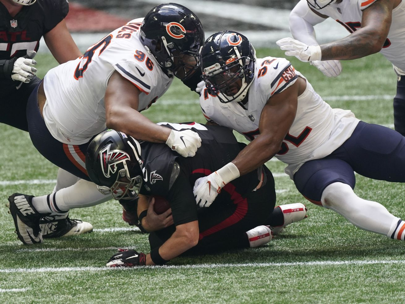 Bears' defense closer to good than great so far, and that's concerning
