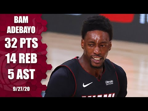 Bam Adebayo powers Heat with 32 points vs. Celtics [GAME 6 HIGHLIGHTS] | 2020 NBA Playoffs